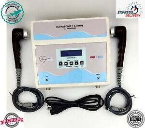 Ultrasound Therapy Pain Relief Therapy 1 3 Mhz Ultrasonic Therapy Unit Med 300