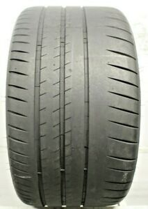 One Used 305 30zr20 3053020 Michelin Pilot Sport Cup2 Porsche N1 6 5 32 N91