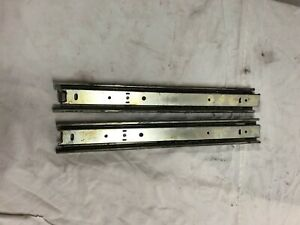 Hunter S411 Wheel Alignment Machine Drawer Bearing Track P208