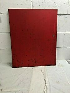 Hunter S411 Wheel Alignment Machine Door Cabinet P209