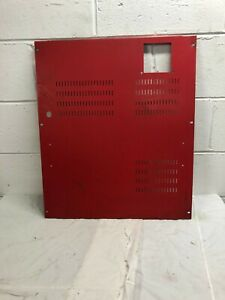 Hunter S411 Wheel Alignment Machine Back Cabinet Cover P210