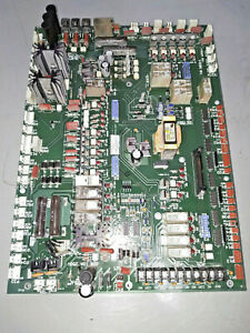 Haas I o Board Pcb Rev H Haas Part 32 3081r Mocon Part 93 0113a Vf0 1 2 3 4