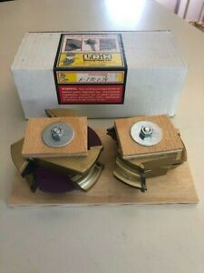 Lrh Shaper Cutter Molder Set K 772 1 1 4 King Cutters Brand New In Box