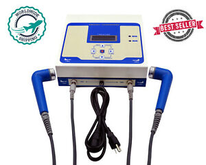 New 1 Mhz 3 Mhz Ultrasound Therapy Unit Physiotherapy Massager 1 3mhz Machine