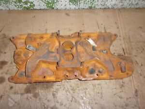 1966 Ford 289 Engine 2bbl Intake Manifold C6oe 9425 A Mustang 1967 Falcon Oem 3