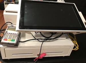 Acrobat J1900 Touch Dynamic All In One Pos Retail System