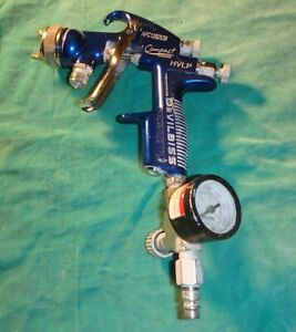 Devilbiss Compact Hvlp Bh11 9lh P1 12 Bar Sri Pro Spray Gun