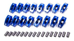 Scorpion Performance Sbc Roller Rocker Arms 1 5 1 6 Ratio 7 16 Stud 1028