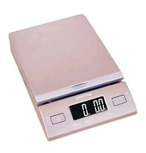 Accuteck Gold 86 Lbs Digital Postal Scale Shipping Scale Limited Edition