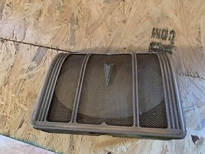 1965 1966 Bonneville Catalina Grand Prix Rear Seat Speaker Grille Cover 1