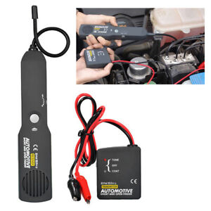 Automotive Short Open Finder Cable Circuit Wire Tracker Repair Tester Tool A4y1