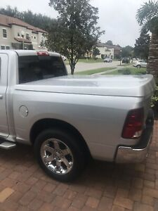 Tonneau Cover Dodge Ram 2009 To 2018 5 7 Bed No Ram Box Used