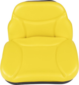 5000sckit Yellow Seat Cushion Fits John Deere 5400 5200 5300