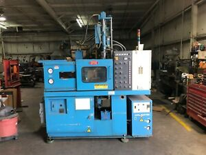 Nissei Sy10 10 Ton Plastic Injection Molding Machine