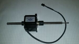 Nema 23 Linear Stepper Motor Hollow Bore Thru Screw Anti backlash
