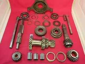 1939 48 Ford Flathead V8 Trans Gear Set Usa Made Gears Fits 32 53 Ford Trans