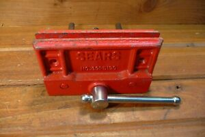 Sears 6 5 Woodworking Bench Vise 391 5190 Woodworkers Tool