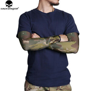 Emersongear 2.0 UPF50 Arm Cover Cool Cover Cycling Sleevelet Tactical Cover $15.93