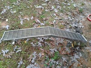 1965 Buick Riviera Original Oem Front Grill Chrome Great Condition 65