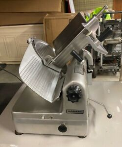 Hobart 1712 Automatic manual 2 Speed Commercial Deli Meat Slicer