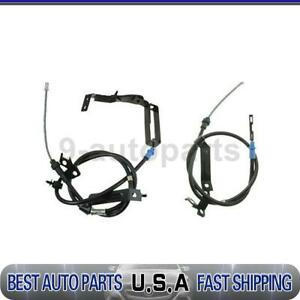 Dorman First Stop Parking Brake Cable Rear Left Rear Right 2x For Escape Ford