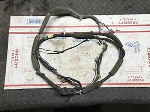 96 98 Civic Hatchback Oem Rear Hatch Tail Light Wire Harness Defrost 3742