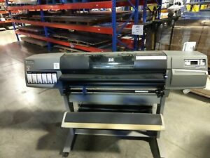 Hp Designjet 5500 Ps Plotter Printer
