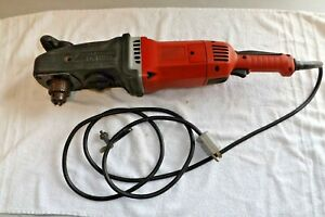 Milwaukee 1680 20 13 Amp 1 2 Super Hawg Right Angle Drill Driver W Bag