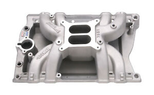 Edelbrock Olds Performer Rpm Air Gap Manifold 455 7551