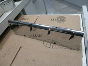 1947 Cadillac Grill Upright Stainless 1452745 Nos