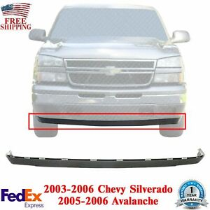Front Lower Valance Extension For 2003 2006 Chevy Silverado 05 06 Avalanche