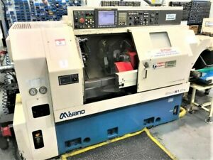 Miyano Bnj 51sy2 Multi Axis Cnc Turning Center With 2 Spindles 2 Turrets Y axis