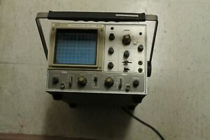 Bk Precision 10mhz Oscilliscope Local Pickup Only No Shipping