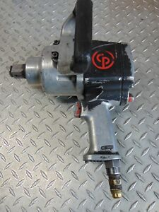 Chicago Pneumatic 1 Drive Heavy Duty Impact Wrench
