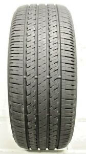 One Used 265 50r20 2655020 Bridgestone Dueler H L 400 8 32 N234