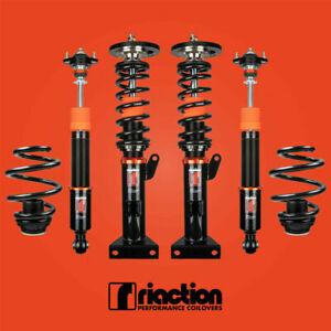 For 92 98 Bmw M3 E36 Riaction Coilovers 32 Way Adjustable Coilovers
