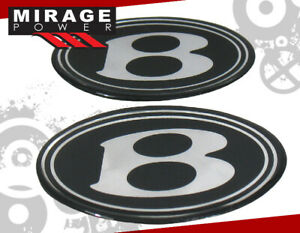 05 08 Chrysler 300 300c Front Hood Grill b Emblem rear Trunk Wing Badge
