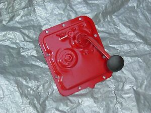 8n Ford Tractor 4 Speed Transmission Cover Shifter New Boot New Shifter Knob 1