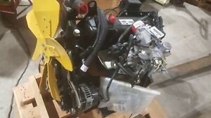 Hyster Yale 3 0l Gm Fork Lift Lpg New Crate Engine
