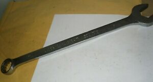 Mac Cl362ks Knuckle Saver Sae 1 1 8 12 Point Combination Wrench Usa