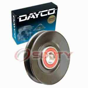Dayco Drive Belt Idler Pulley For 1980 1983 Plymouth Sapporo Engine Bearing Ks