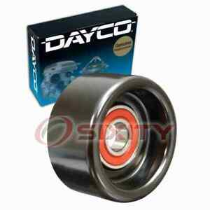 Dayco Drive Belt Tensioner Pulley For 1997 1999 Ford F 250 4 6l 5 4l V8 Md