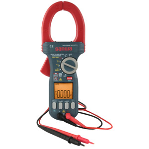 Clamp Meters Dcm2000dr Ac dc Current Measurable