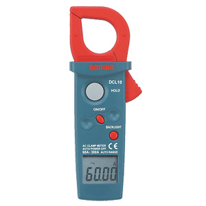 Dcl10 Aca Mini Clamp Meter With Backlight