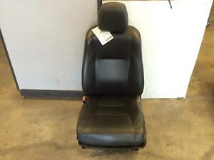2014 2016 Toyota Highlander Front Seat Bucket Leather Electric Oem
