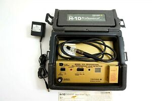 Yokogawa H 10 Professional All Refrigerant Leak Detector In Hard Travel Case