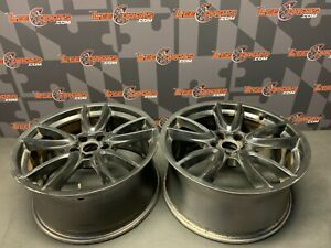 2013 Ford Mustang Gt Oem Track Pack 19x9 0 42 Wheels Rims Pair Of Two