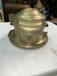 Rare Antique Brass Era E j Model Emf Carbide Headlight Headlamp Studebaker
