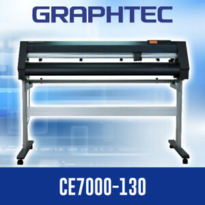 Graphtec 50 Ce7000 130 Vinyl Cutter Floor Stand free Shipping
