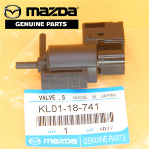 New Egr Vacuum Switch Purge Valve Solenoid Fit For Mazda 626 Protege Rx 8
